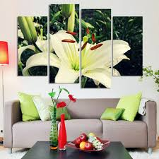 Paintings For Living Room Walls Popular Lilly Paintings Buy Cheap Lilly Paintings Lots From China