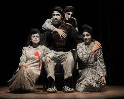 Driving the Ghost Away: Shakespeare in London and Guwahati