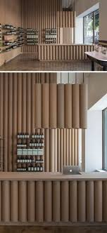 cardboard tube furniture. Cardboard Tubes Have Been Used Throughout This Aesop Store In Downtown LA | Pinterest Tubes, And Tube Furniture