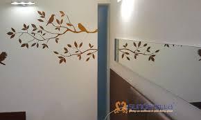 hotel urban wall decals