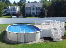 above ground swimming pool ideas. Interesting Above Ground Swimming Pools For Your Backyard Pool Design Ideas:  Pleasurable Above Ground Swimming Pool Ideas