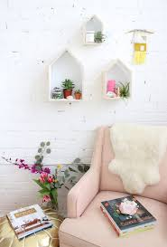 littlle house shelves nursery decor shelf