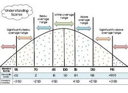 How To Read A Bell Curve Chart Bell Curve Definitions Standard Deviation Definitions