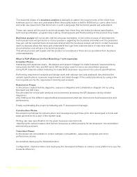 Business Requirements Template Pages Use Case Specification Document ...