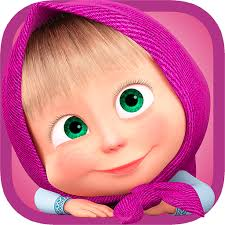 masha and the bear activities and games