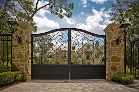 exterior gates designs. entry gate design with traditional outdoor flush- l andscape mediterranean and wall lantern exterior gates designs .
