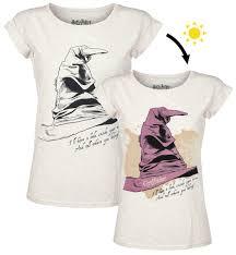 Gryffindor T Shirt Der Sprechende Hut Harry Potter Emp Emp