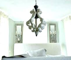 distressed wood chandelier rare white chandeliers