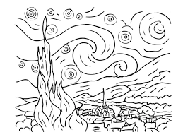 Small Picture Monet Coloring Pages Coloring Home