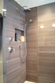 modern master bath shower design bathroom