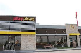mcdonalds building playplace. Plain Mcdonalds McDonaldu0027s Fast Two Lane Drivethru On Mcdonalds Building Playplace E