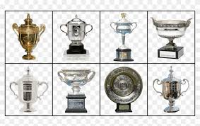 The ntc houses six indoor us specification hard courts, replicating grand slam surface conditions. Men S Us Open Trophy Clipart 1345930 Pikpng
