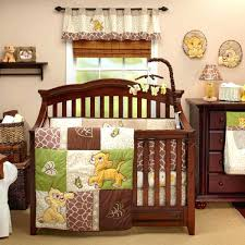 lion king crib bedding ating 7 piece set canada disney