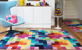 18 Rooms with Colorful Rugs ...
