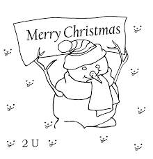 They are also great to print and include inside christmas cards for children as an extra surprise. Printable Coloring Christmas Cards Coloring Home
