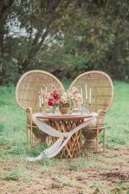 Becca stool bamboo furniture modern bamboo Tejo Remy Rattan Peacock Chair Houzz Your Ultimate Guide To Wedding Chair Rentals Brides