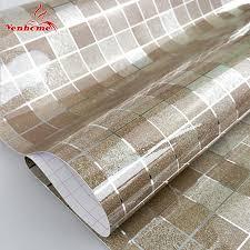 Bathroom Tile Wallpaper Online Buy Wholesale Bathroom Tile Stickers From China Bathroom