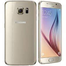 samsung galaxy s6 gold. samsung invites us to enjoy the technology of future with its smartphone galaxy s6 in gold color, a premium design, an octacore processor, 3gb ram,