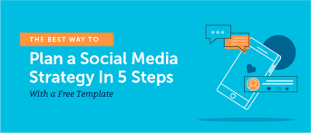 The Best Way To Plan A Social Media Strategy In 5 Steps