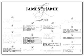 wedding table chart. wedding seating chart, table assignments, escort card poster, reception tables, chart