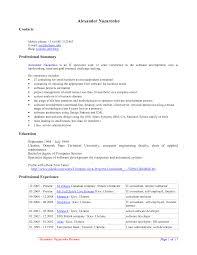 Cover Letter Resume Builder Professional Resume Builder