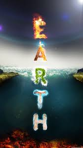 earth elements typography iphone 6 plus hd wallpaper