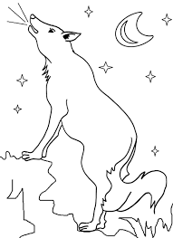 Small Picture Printable Coyote Coloring Pages For Kids Cool2bKids