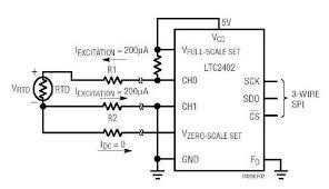 3 wire pt100 wiring diagram Pt100 Sensor Wiring Diagram 3 wire pt100 diagram pt100 temperature sensor circuit diagram