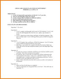 8 9 Sample Resume For Child Care Teacher Tablethreeten Com