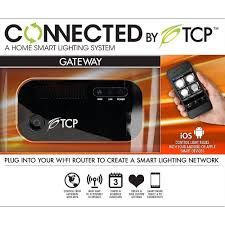 tcp 600gwb connected at home wireless lighting gateway electrical wires com