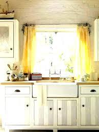 kitchen sink window treatment ideas prt for above