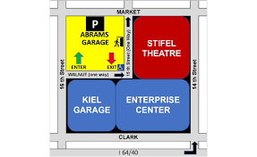 Stifel Theatre Seating Chart Tickets Premier Parking Tyler Childers Country Squire Run