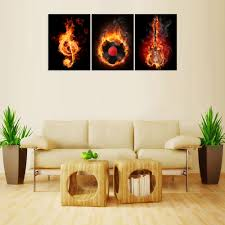 Paintings For Living Room Walls Online Get Cheap Music Canvas Prints Aliexpresscom Alibaba Group
