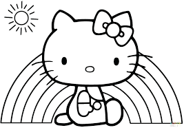 Click a picture to begin coloring. Hello Kitty Mermaid Coloring Pages Hello Kitty Mermaid Coloring Kitty Coloring Hello Kitty Coloring Hello Kitty Colouring Pages