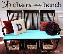 furniture hacks. 2 Repurpose Old Kitchen Chairs Furniture Hacks I