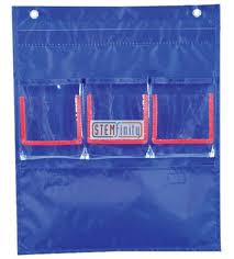 Deluxe Counting Caddy Pocket Chart Stemfinity