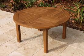 36in round coffee table 1
