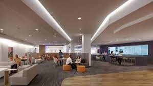 Office Cafeteria Ideas & Breakout Area Designs | Steelcase