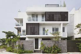 Small Picture Modern Compound Wall Designs Residential Architecture Houses
