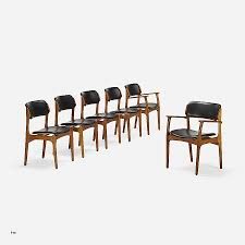 wooden desk and chair set lovely 187 erik buck dining chairs model od 49 set of