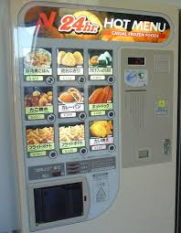 Frozen Food Vending Machines For Sale