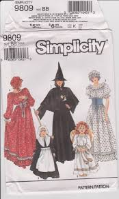 Halloween Costume Sewing Patterns Awesome Inspiration