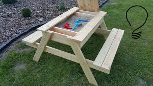 How To Build A Farmhouse Picnic TableHow To Make Picnic Bench