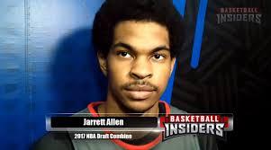 Jarrett Allen 2017 NBA Draft Combine ...