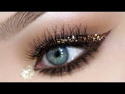 new year s eve makeup tutorial