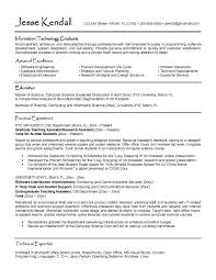 Sample Student Resume - Templates