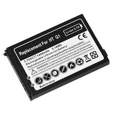 Cell Phone Battery Compatibility Chart Eforcity Li Lon Battery Compatible With T Mobile G1 Htc