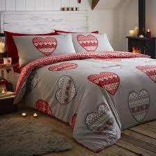 Boden Red Brushed Cotton Flannelette Quilt Cover Sets & boden red-brushed cotton quilt cover sets. Adamdwight.com