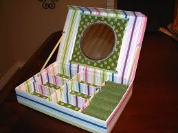 Decorated Shoe Box Ideas RECYCLE IDEAS JEWERLY BOX WITH MIRROR YouTube 44