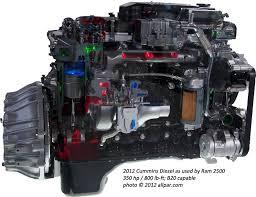 cummins 5 9 liter and 6 7 liter inline six cylinder diesel engines 2012 ram diesel